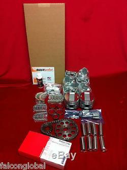 Mercury 255 Flathead Master Kit Moteur 1949 50 51 52 53 Pistons Roulements Joints