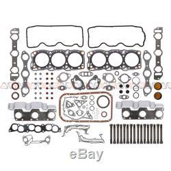 Mitsubishi Montero 89-93 Dodge Raider 3.0l Sohc Maître Engine Rebuild Kit 6g72