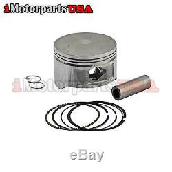 Moteur Cylindre Rebuild Kit Bms Kandi 250 Roketa Gk-06-gk 13 Go Kart 250cc Buggy