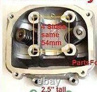Moteur Gy6 150cc 57.4mm Reconstruire Top End Culasse Kit Bore Version A Gaskets