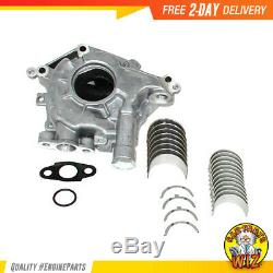 Moteur Rebuild Kit Convient 03-08 Infiniti Fx35 Nissan 350z V6 3.5l Dact 24v Vq35de