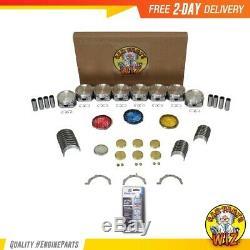 Moteur Rebuild Kit Convient 99-05 Ford E-150 E-150 Club Wagon V8 5.4l Sohc 16v