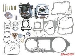 Moteur Rebuild Kit Cylindre Moteur Tête Scooter Pour Gy6 125 150cc 157qmj Chinois