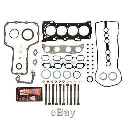 Moteur Rebuild Kit Fit 00-08 Toyota Celica Gt Corolla Mr2 Chevrolet 1.8l 1zzfe