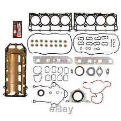 Moteur Rebuild Kit Fit 05-06 Chrysler 300 Dodge Charger Magnum Jeep 5.7l Hemi