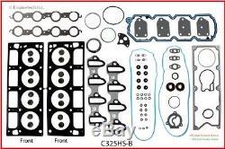 Moteur Rebuild Kit Pour 2007-2009 Chevrolet Gmc Sierra Silverado 325 5.3l