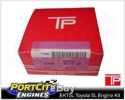 Moteur Rebuild Kit Toyota 4cyl 5l 3.0l Hilux Ln147 Ln167 Ln172 Diesel