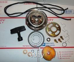 Moteur Recoil Tirez Poulie Starter Kit Pour Reconstruire 1984-1986 Honda Atc 200s