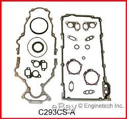 Moteur Reconstruire Kit De Overhaul Pour 1999-2001 Chevrolet Pontiac Ls1 5.7l Vin G