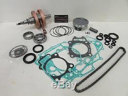 Moteur Reconstruire Kit De Yamaha Yz, Vilebrequin, Pistons, Joints D'étanchéité 2005-2011