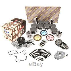 Moteur Reconstruire Kit Révision Fit 03-06 Dodge Durango Ram 1500 2500 3500 Hemi 5.7l