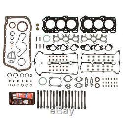 Moteur Reconstruire Kit Révision Fit 93-94 Ford Probe Mazda Mx6 626 2.5 Kl