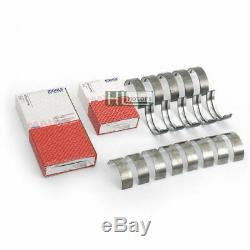 Moteur Reconstruire Overhaul Kit Pistons Joints Pour Audi A4 2.0 Tfsi Vw Bwa Bpy Ea113
