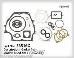 Moteur Reconstruire Refonte Kit Gasket Tecumseh Oh120 Oh140 Oh160 Oh180