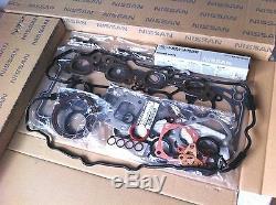 Moteur Sr20det Reconstruire Joint Kit Set Nissan 200sx S14 S15 Oem Véritable Overhaul
