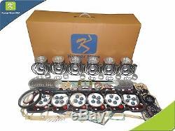 New Cummins 5.9l 24v Isb Kit Refonte Pour Dodge Ram 98-02 Mougal Fédérale Premium