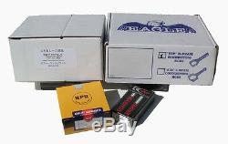 Nippon Racing Kit Turbo Moteur Jdm Toyota 22r Pistons Eagle 22re-t 93mm 040 1mm