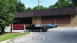 Nouveau! 1965-1966 Ford Mustang Tirants Intérieur Et Extérieur Et Manches Kit Ensemble De 6 V8 289