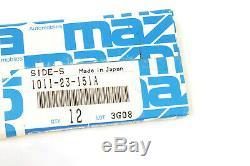 Nouveau 1980-1985 Mazda Rx-7 Set De 12 Joints Moteur Rotatif Latéral 1011-23-151a Oem