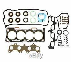 Nouveau 95-98 Toyota Tercel Paseo 1.5l Dohc 5efe Complet Gasket Set Moteur Re-ring Kit