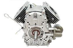 Nouveau Moteur Assemblé À Court Bloc Convient Honda Gx620 Vilebrequin Piston Rod Joints D'étanchéité