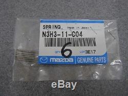 Nouveau Set Apex Seals + Springs + Set Orings Mazda Rx8 03-12 Joints N3h111c00j