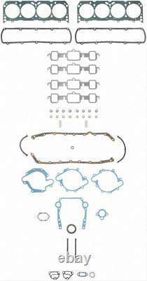 Oldsmobile 455 Master Kit Moteur 1968 69 70 71 72 Olds Pistons Joints De Came Bagues