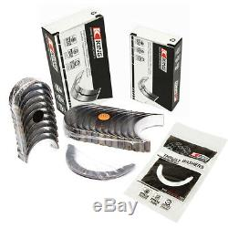 Plein De Joints Roulements Pistons Fit Honda CIVIC Del Sol 1.6l D16y5 D16y7 D16y8