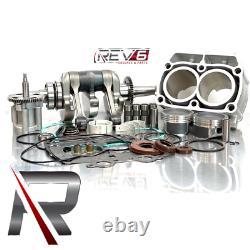 Polaris 2011-2014 Rzr 800 Kit Complet De Remise En État Du Moteur Sur Le Kit Haul S 4 H. O