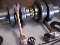Polaris Pro 800 R Crankshaft Engine Rebuild Kit 2011-15 Cfi Rmk Rush Iq Gaskets
