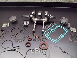 Polaris Ranger Rzr 800 Kit De Reconstruction Complète Moteur Joints De Pistons À Manivelle J
