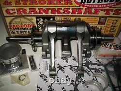 Polaris Rzr Ranger 800 Efi Engine Rebuild Kit Crankshaft Pistons Joints De Joints
