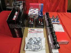 Pontiac 400 Master Kit Moteur Pistons + Forge Anneaux + Rue Cam + Lifters + Dbl Calendrier