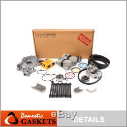Pour Kit De Reconstruction Du Moteur De Révision, Honda Accord 2.2 Sohc 90-93 F22a1 F22a4 F22a6