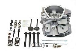 Préconstruites Culasse Kit Rockers Vannes À Piston Pour Honda Arbre À Cames Gx340