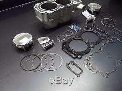 Ranger Rzr Polaris 900 Top End Kit De Réparation Moteur Moteur Cylindre Pistons Joints