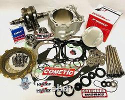 Raptor 700 Big Bore Stroker Reconstruit Motor Engine Rebuild Kit Complete 780 105.5