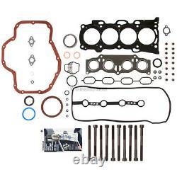 Reconstruire La Révision Des Moteurs Kit Fit 02-06 Toyota Camry Highlander Rav4 2.4 2azfe