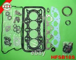 Reconstruire Le Kit De Re-ring S'adapte Acura 9001 Integra 1.8l B18a1 B18b1dohc Moteur Hekb18s
