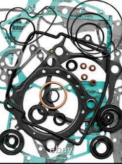 Reconstruire Les Hotrods 2002-08 Crf450r 511cc Kit De Cylindre À Gros Culot