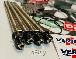 Rzr570 Rzr 570 Cylindre Manivelle Moteur Moteur Reconstruire Kit Complet Wiseco Hotrods