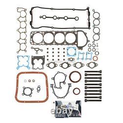 S'adapte 98-04 Nissan Frontier Xterra 2.4l Master Overhaul Engine Rebuild Kit Ka24de
