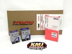 Sbc Chevy 350 - Kit De Révision Complet De Jointoiement De Bague De Jointoiement De Roulements