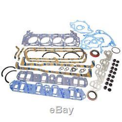 Sbf 289/302 Ford Étape 2 Rv Maître Moteur Kit De Rechange Pistons Joints Arbres À Cames