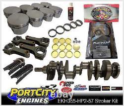Scat Stroker Engine Kit Holden V8 304 5.0l 355 Statesman Vq Vr Vs Pistons Forgés