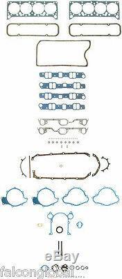 Segments De Piston Du Kit Moteur Pontiac 400 + Distribution + Pompe À Huile + Tige / Paliers