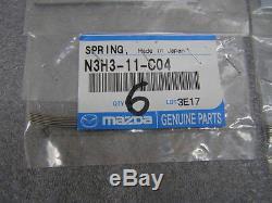 Set 12 Pièces Oem Pour Springs Apex Seals Mazda Rx8 2003-2012 N3h311c06 + N3h311c04