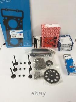 Smart Car 700cc Engine Rebuild Kit (piston Rings, Valves, Chain Kit, Gasket)