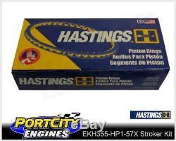 Stroker Engine Assemblée Rotating Kit Holden V8 5.0l 355 Commodore Vn Vr Vs Vt
