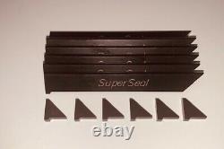 Super Seal 12a, 3mm Apex Seals Pour Mazda Rx-7 1979-1985 (pour Les Moteurs 12a)